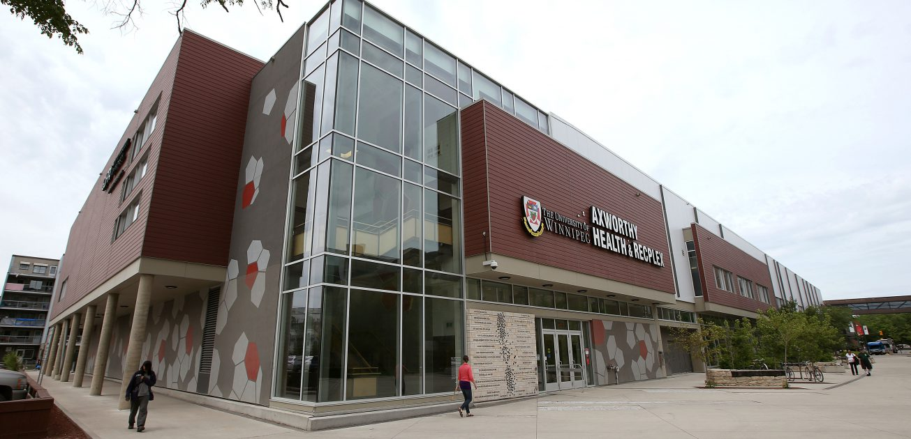 University of Winnipeg Field House