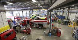 Fort Garry Fire Trucks