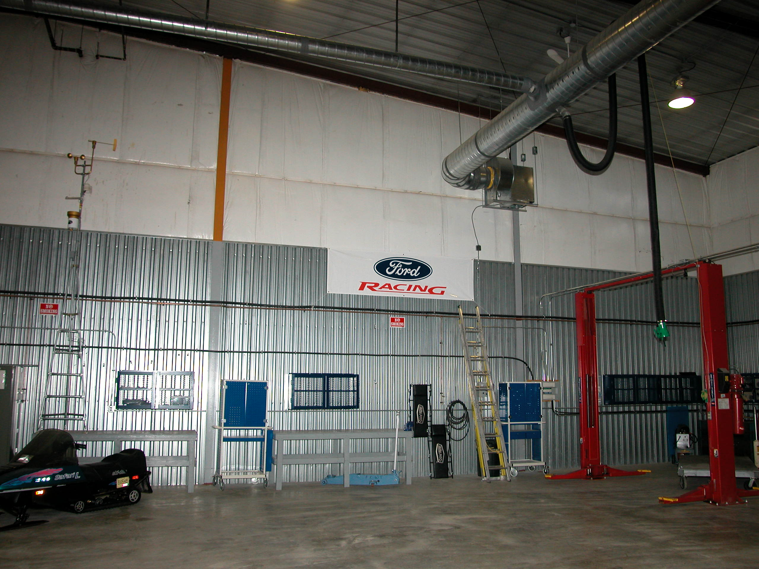 Ford Extreme Cold Weather Test Facility