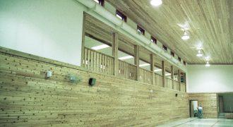 Shoal Lake Gym & Community Centre   Interior