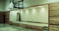 Shoal Lake Gym & Community Centre | Interior
